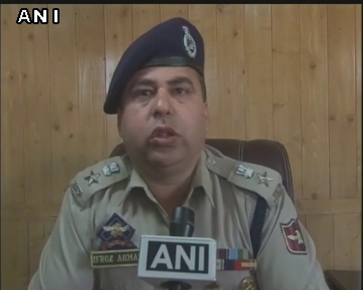 FIR registered, investigation on. People involved in the incident will not be spared: Ifroz Ahmed, Additional SP on the incident