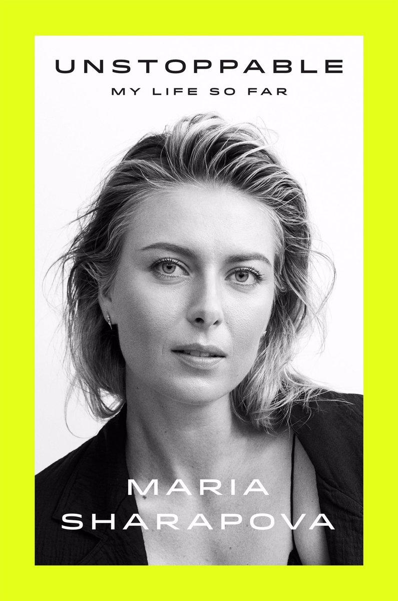maria sharapova twitter