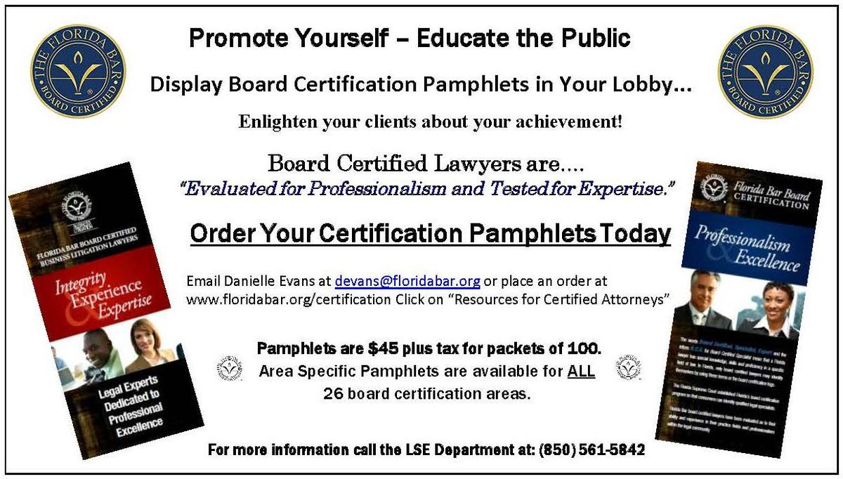 photo How to Become an Attorney in Florida