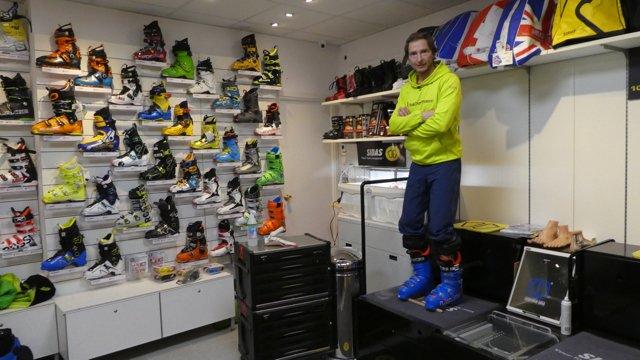 ¿Por qué son importantes las #botas para #esquiar? En este artículo, nos lo explica @UrzaizAlvaro desde @nevasport. https://t.co/w9ny0qvKBd