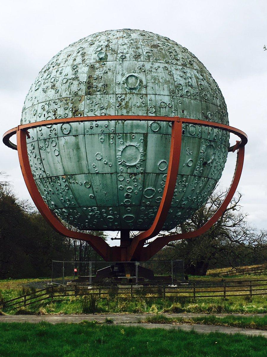 Tom Clarke On Twitter The Abandoned Loudon Castle Theme Park Galston