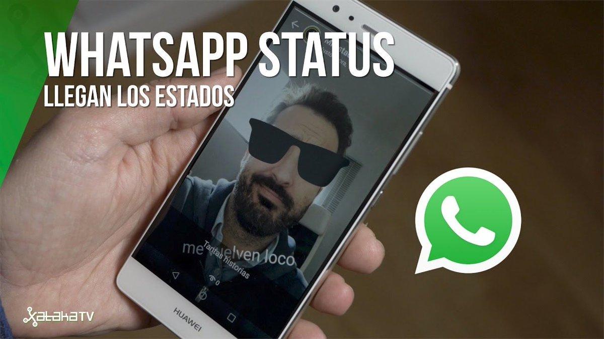 Plattinux On Twitter Whatsapp Status Los Estados O