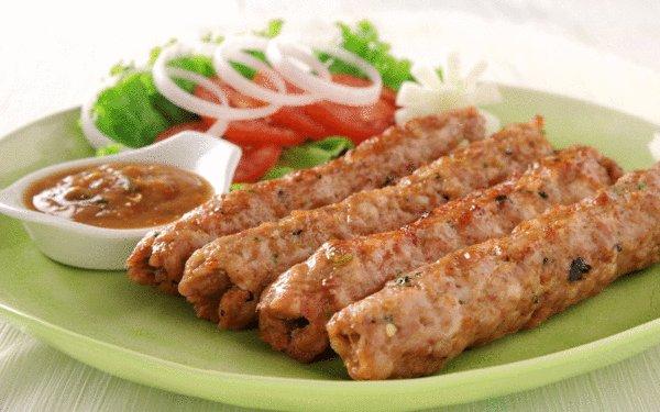 кебаб из свинины рецепт