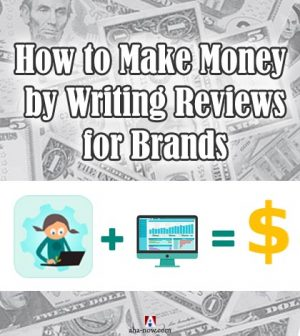 (New Post!)- How to Make Money by Writing #Reviews for #Brands   Aha!NOW https://t.co/IeBUXvwj2X #makemoney https://t.co/IuGice3CWu