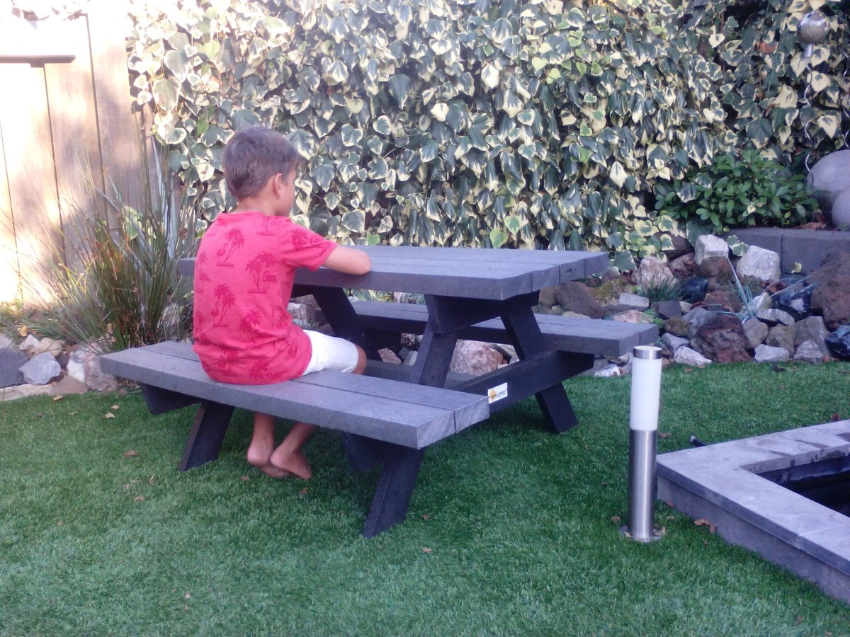 Kinder Picknicktafel Kunststof.Rekupro On Twitter Kinder Picknicktafel Solide Kunststof