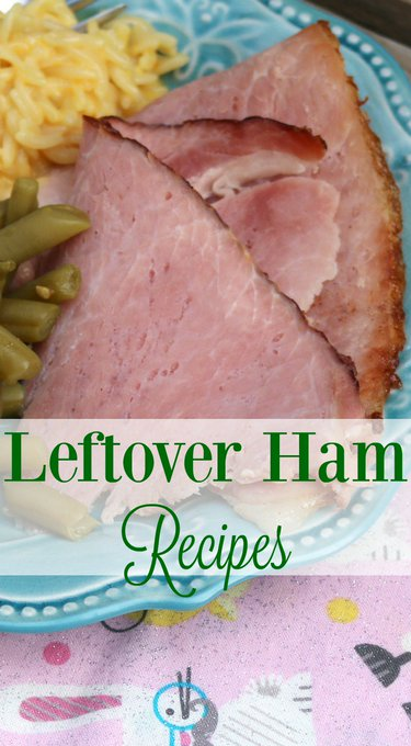 Delicious Leftover Ham Recipes for Days after the Holiday!
