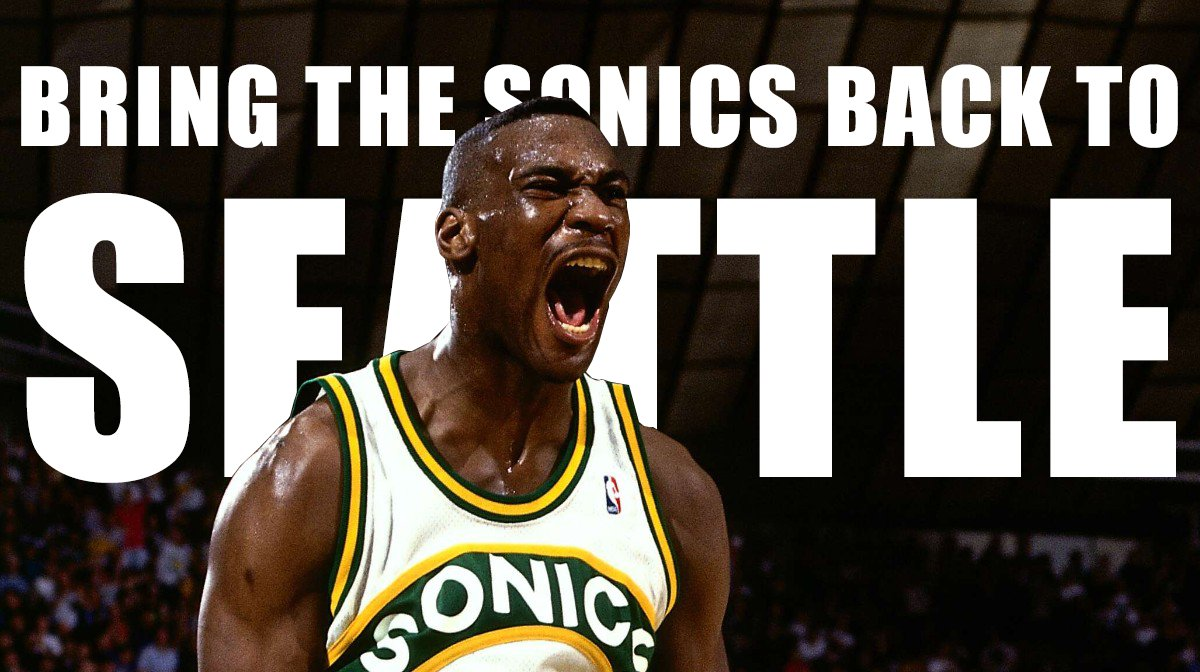 The time is now. Let's bring the @SeattleSonics back. #Seattle #NBA https://t.co/TPlWIcqybt
