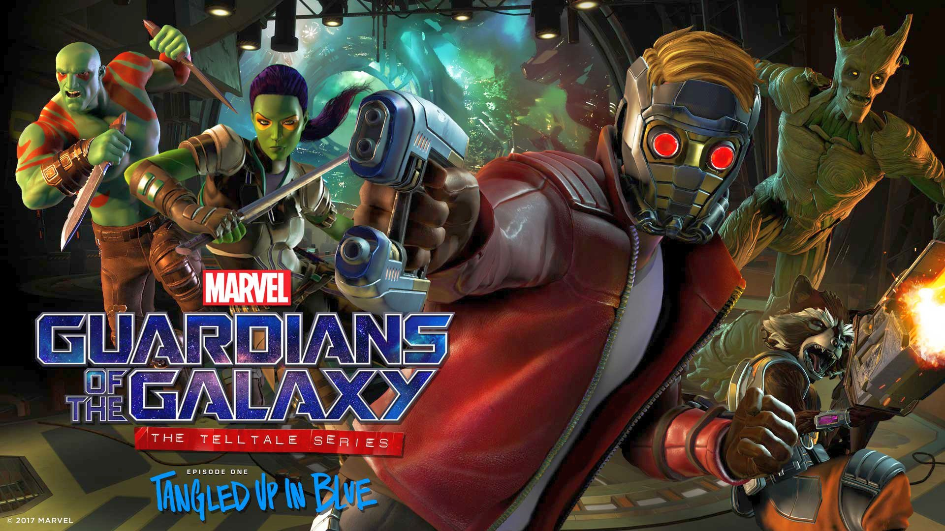 ​​​​​​​Marvel's Guardians of the Galaxy: The Telltale Series Trailer 4