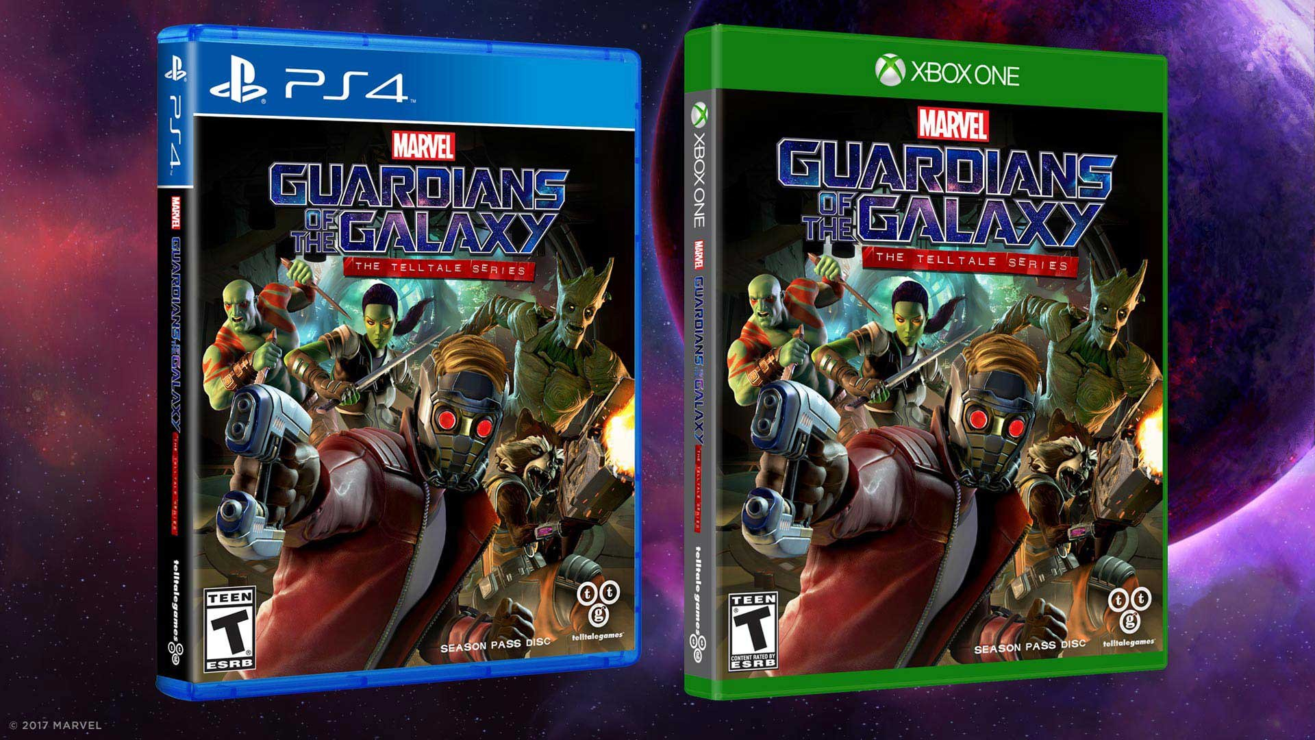 ​​​​​​​Marvel's Guardians of the Galaxy: The Telltale Series Trailer 6