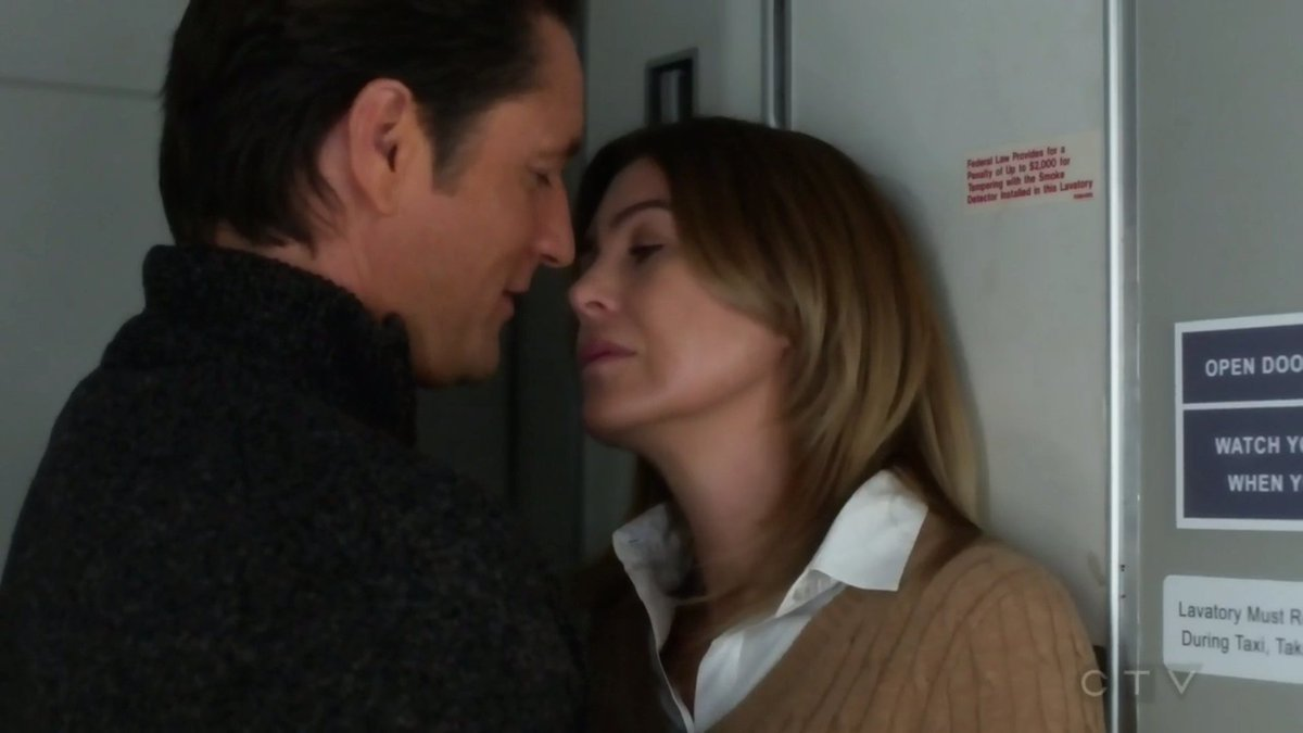Ctv On Twitter Will Meredith And Riggs Join The Mile High Club