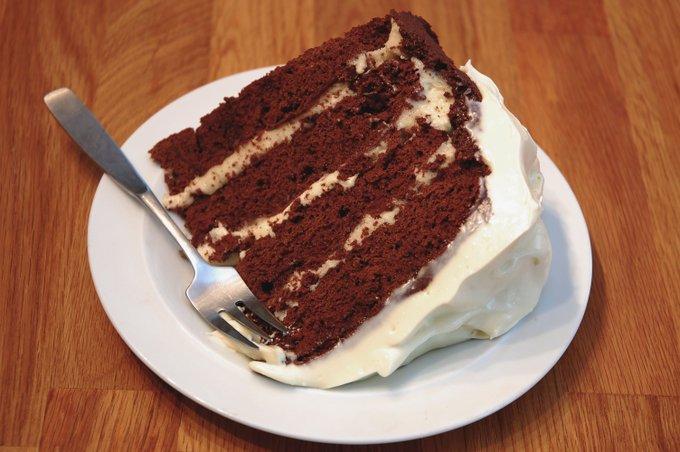 Mycroft's Delight: the cake