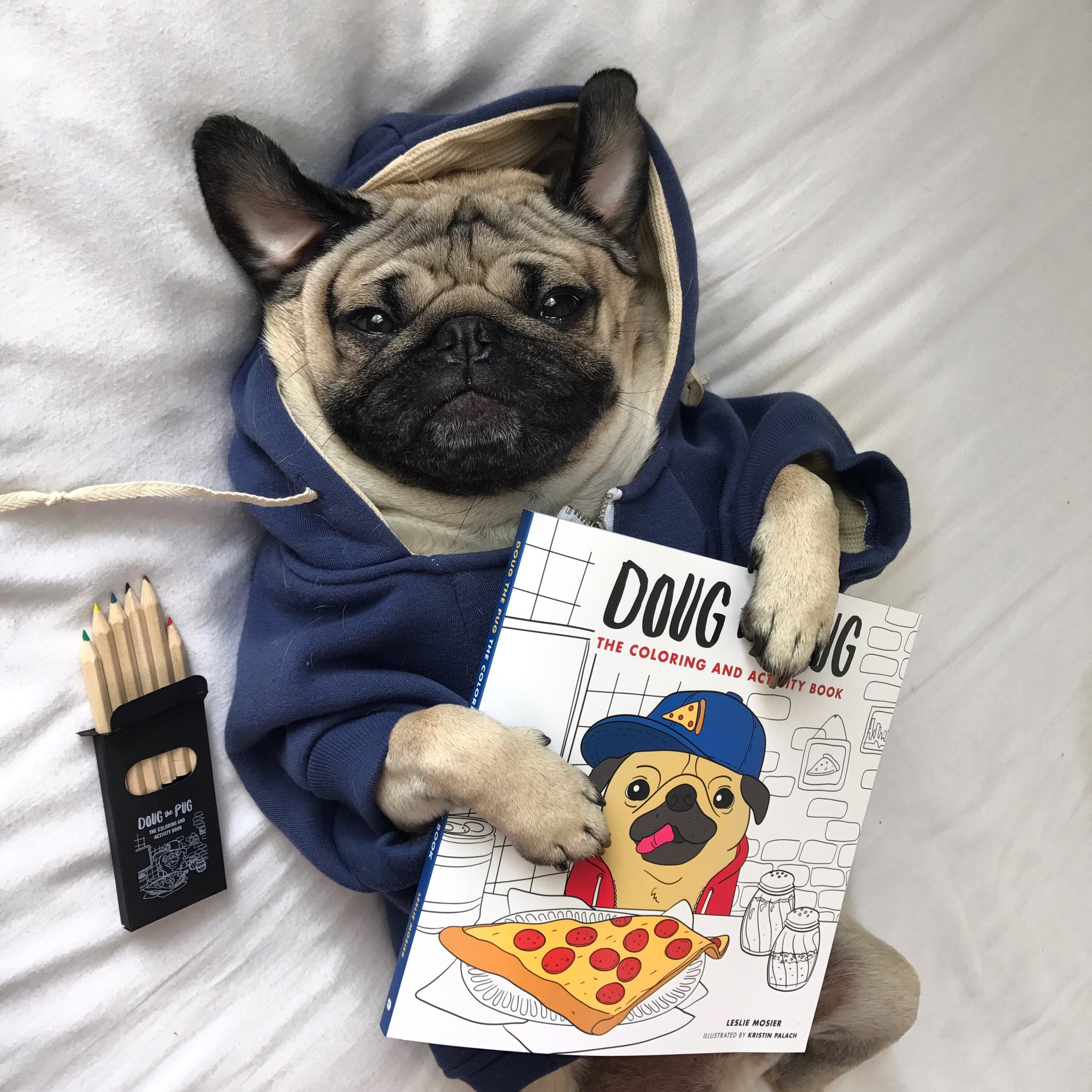 Doug The Pug On Twitter Quot The Coloring Book U Have Been