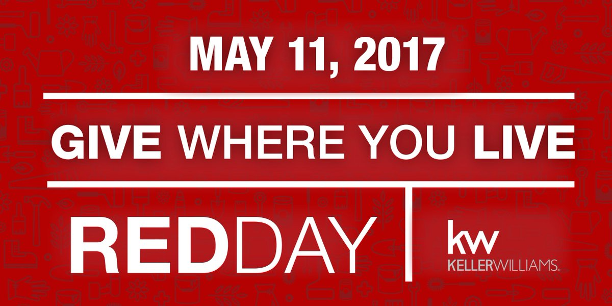 Image result for red day may 11 keller williams