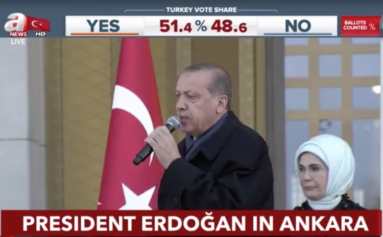 Erdoğan: We will carry out as many operations as necessary in the fight against terror, Euphrates Shield won't be the last.