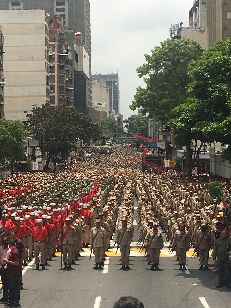 Noticias de la Milicia Bolivariana C9oO2PwXUAIktwS