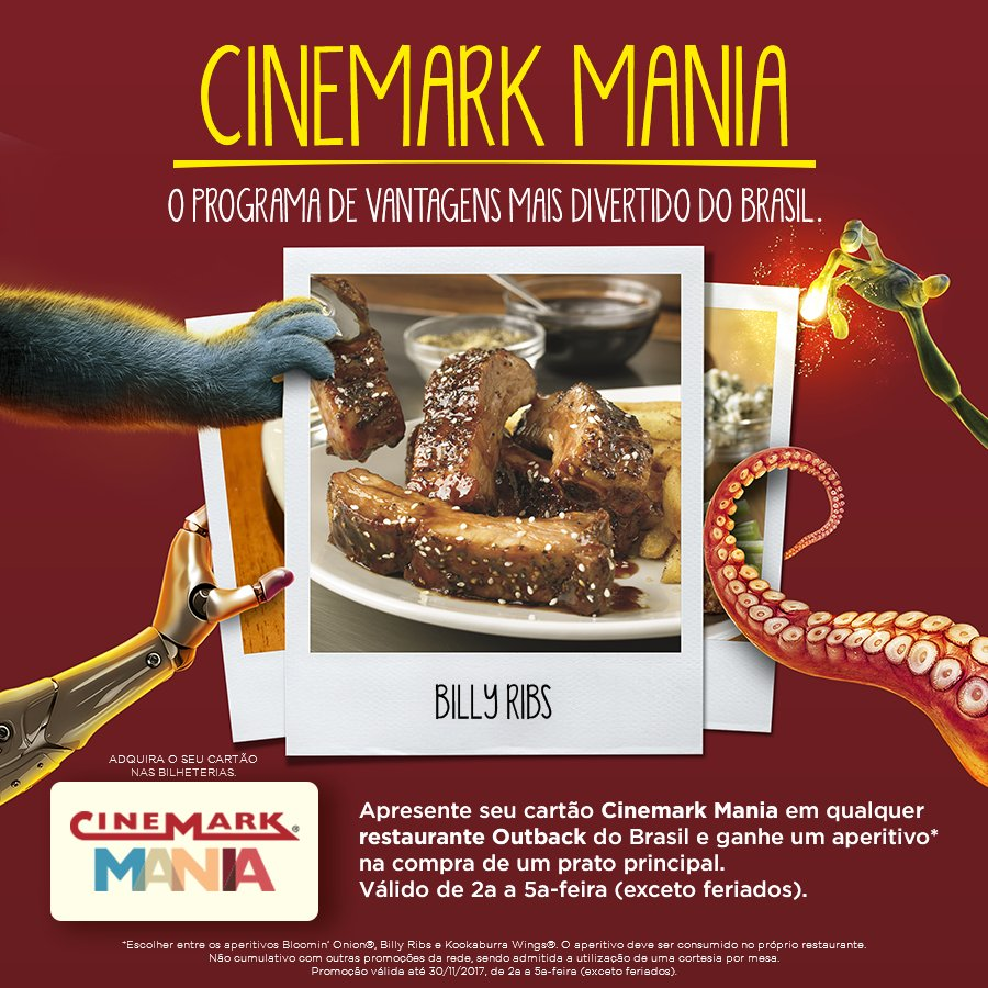 23dcd038c74a4 Cinemark Brasil on Twitter