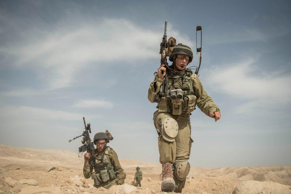 الجيش الاسرائيلي يشكل كتيبة مشاة خفيفه جديده سترابط على الحدود مع الاردن  C9oUySgWsAIWHpr
