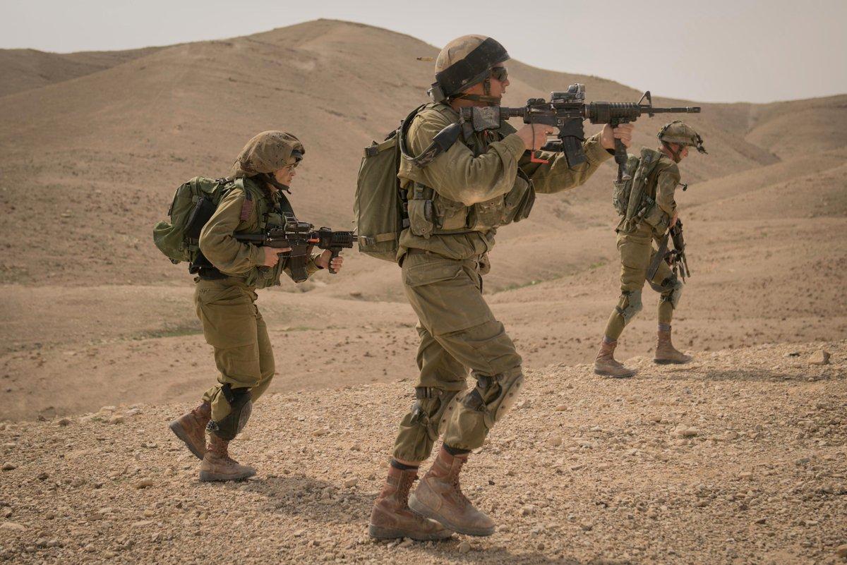 الجيش الاسرائيلي يشكل كتيبة مشاة خفيفه جديده سترابط على الحدود مع الاردن  C9oUzFgXYAM-Lar