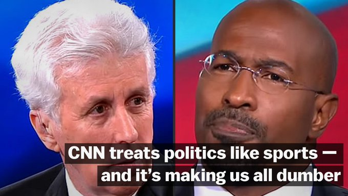 CNN's decision to hire a small army of Trump loyalists to misinform people was...not a good decision: https://t.co/aahl3YKVfv