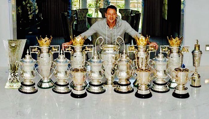 Piers Morgan On Twitter Quot John Terry S Won 10 Trophies