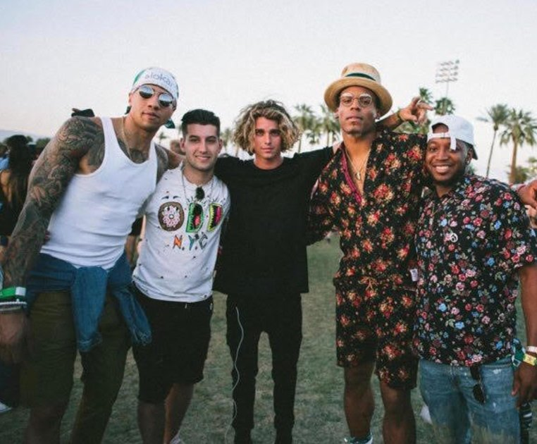 PFTCommenter on Twitter u0026quot;By attending Coachella Cam Newton associated the NFL w/ groups that ...