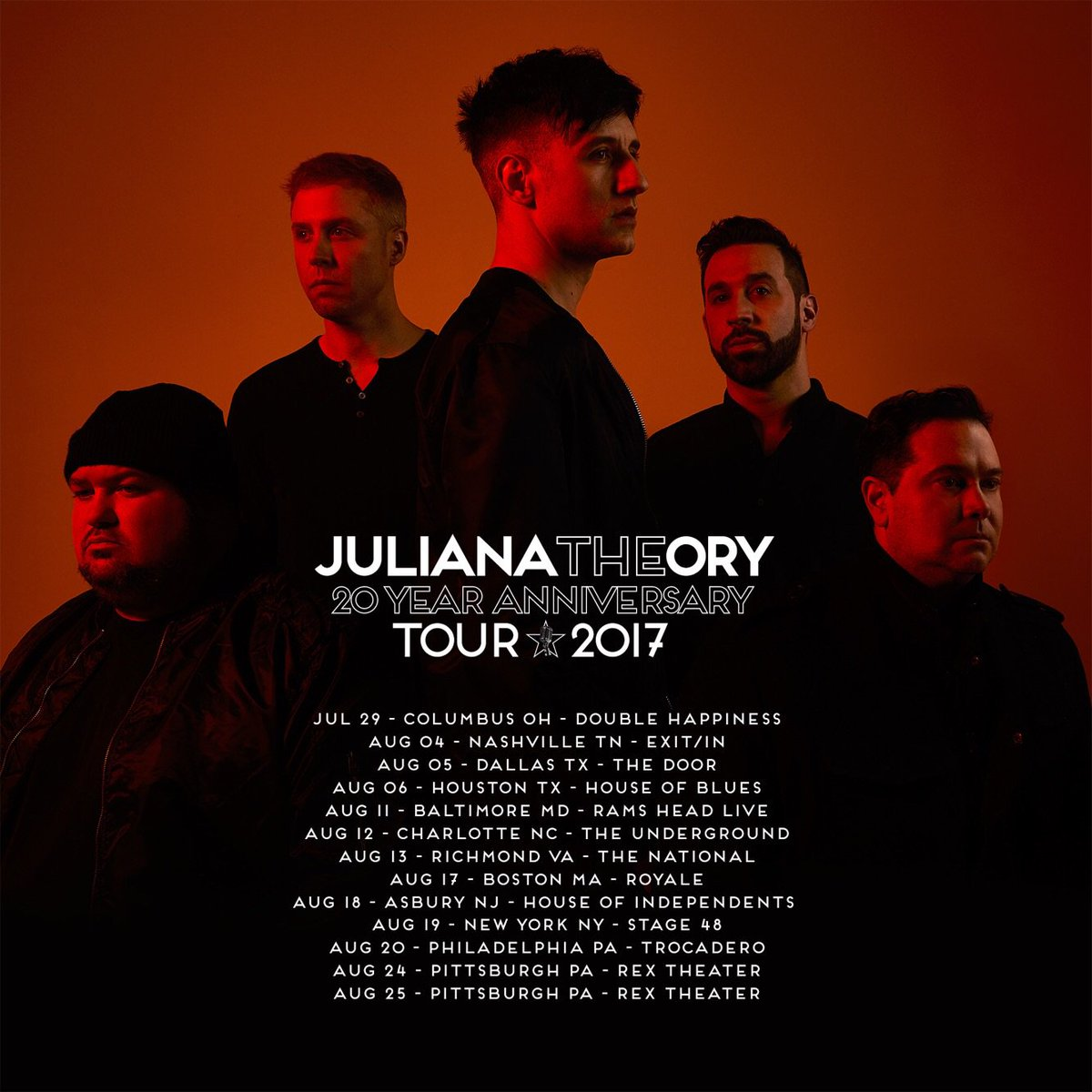 WE R BACK & GOING ON TOUR THIS SUMMER 2017!!  VIP ticket packs on sale now GA on sale 5/1  https://t.co/guSwlNsJ7D https://t.co/vYu9TEAruQ