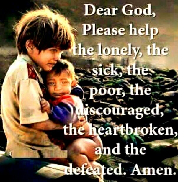 Please pray with me..