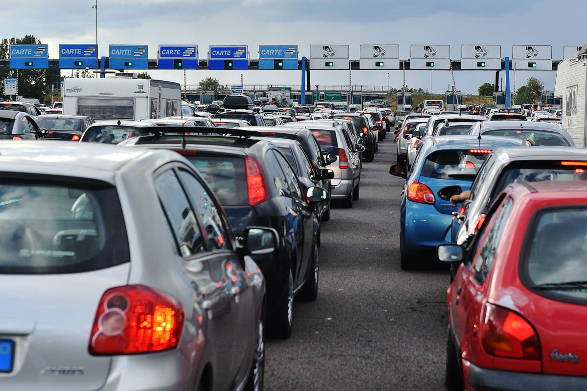 Sciopero dei casellanti delle Autostrade: orari, modalità, aggiornamenti viabilità