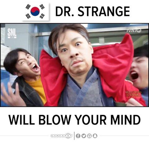 This Dr. Strange is legit... https://t.co/0cCWdiEhsI