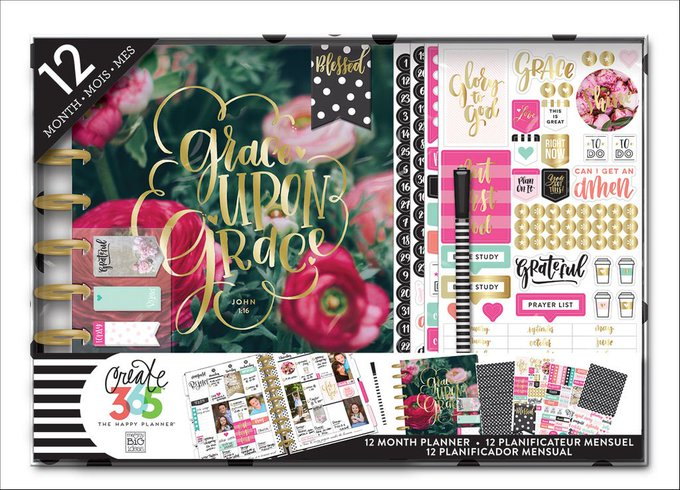 Michaels: 40% Off The Happy Planner + Extra 20% Off!