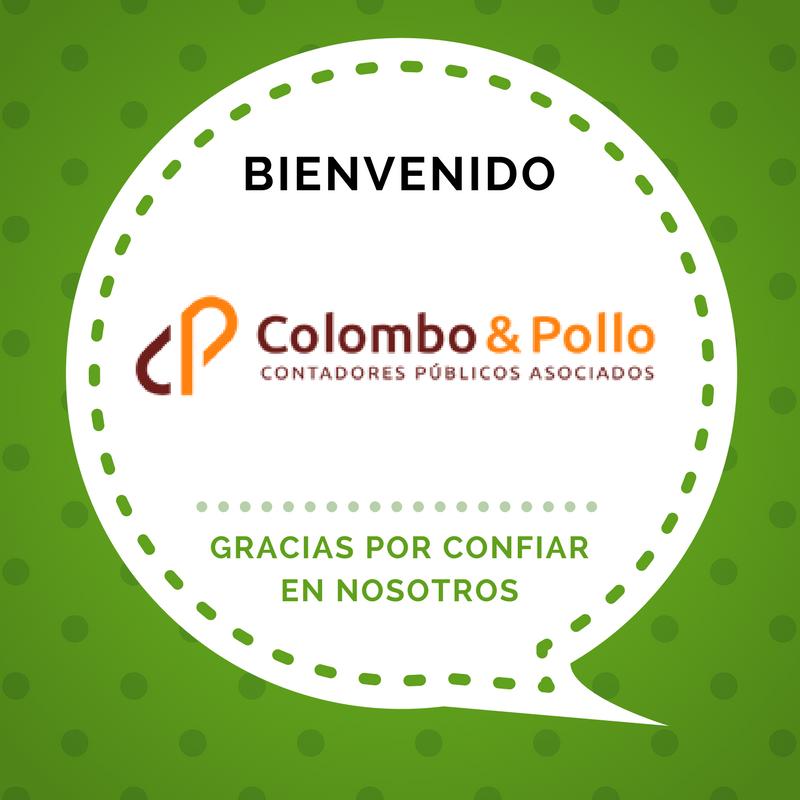 Bienvenido Colombo & Pollo Les agradecemos la #confianza puesta en Mediatec para la #comunicación de sus servicios. https://t.co/EABXsdozhQ