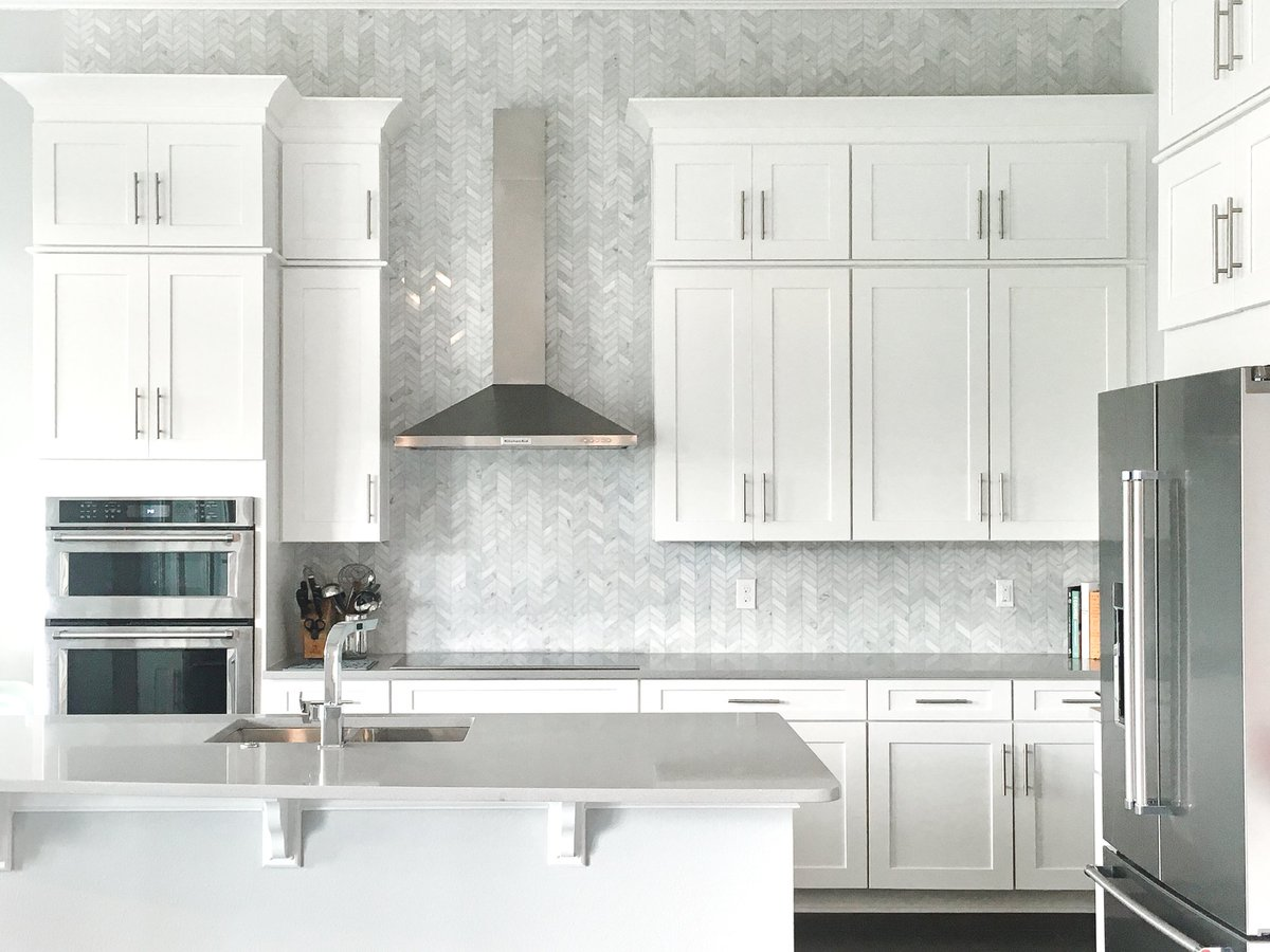 Artistic Tile On Twitter Quot For A Classic Kitchen