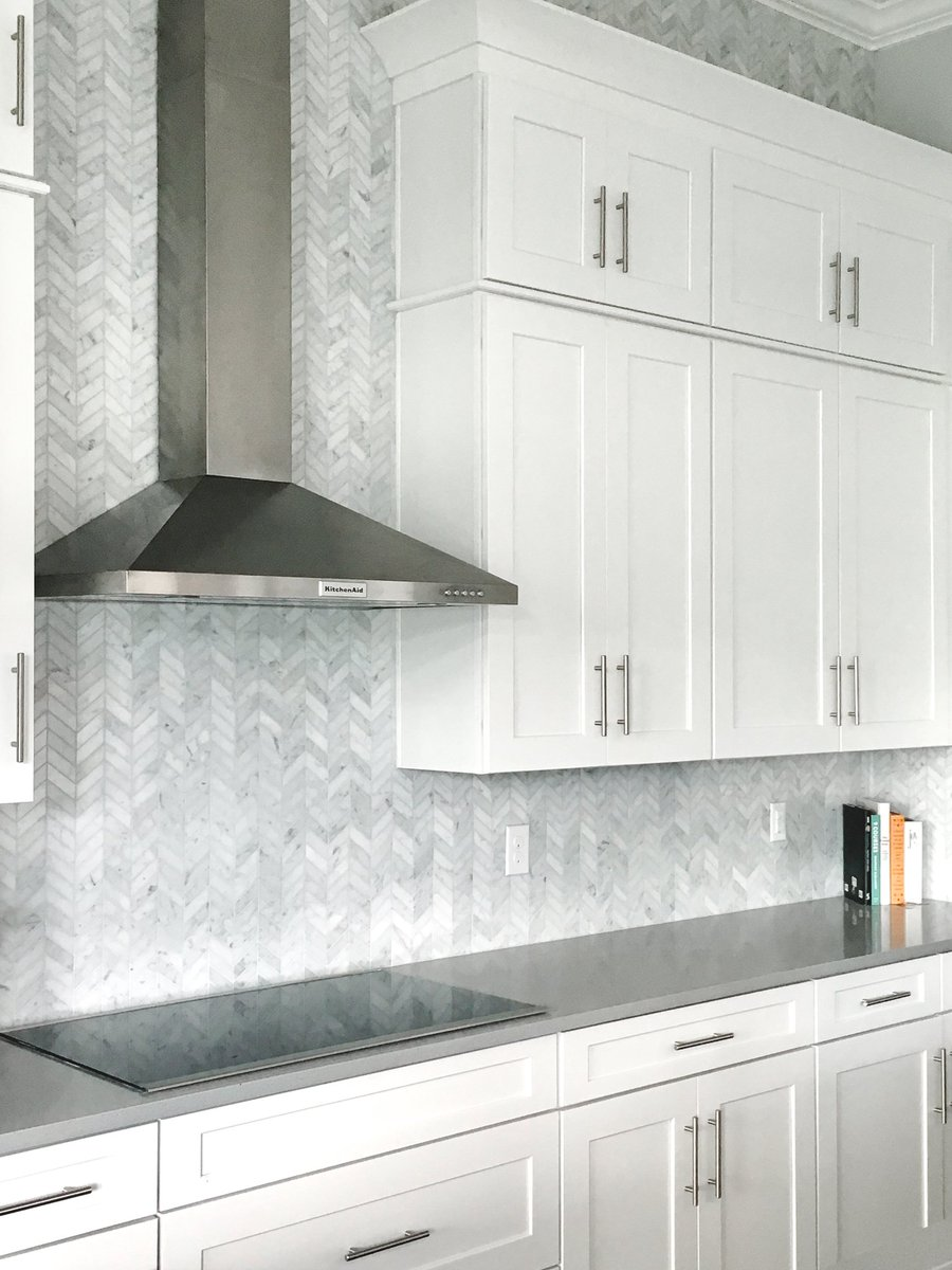 "Artistic Tile on Twitter ""For a classic kitchen"