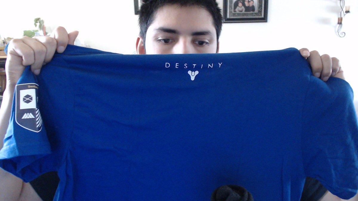 "sentarry on twitter: ""got my destiny age of triumph t-shirt today"