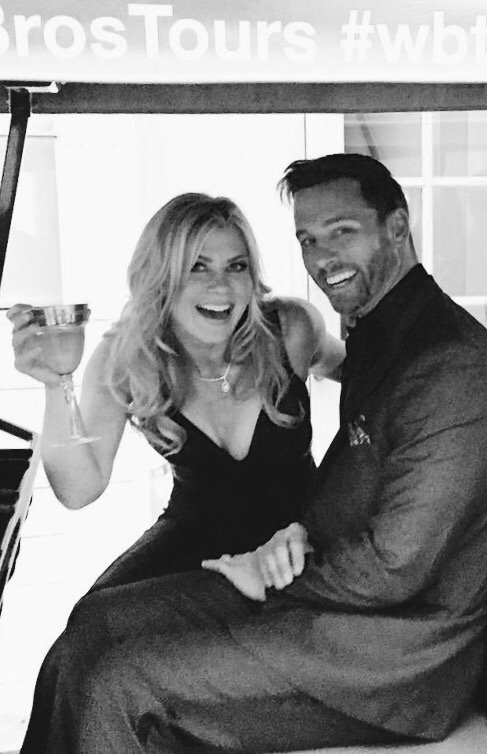 Word on the street is that a certain girl is coming back to town to play.. Welcome back Sis.  @Ali_Sweeney @nbcdays https://t.co/pvysfP0hd2