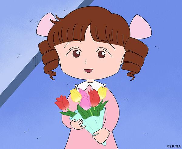 ちびまる子ちゃん公式 On Twitter 今日は城ヶ崎さんのお誕生日