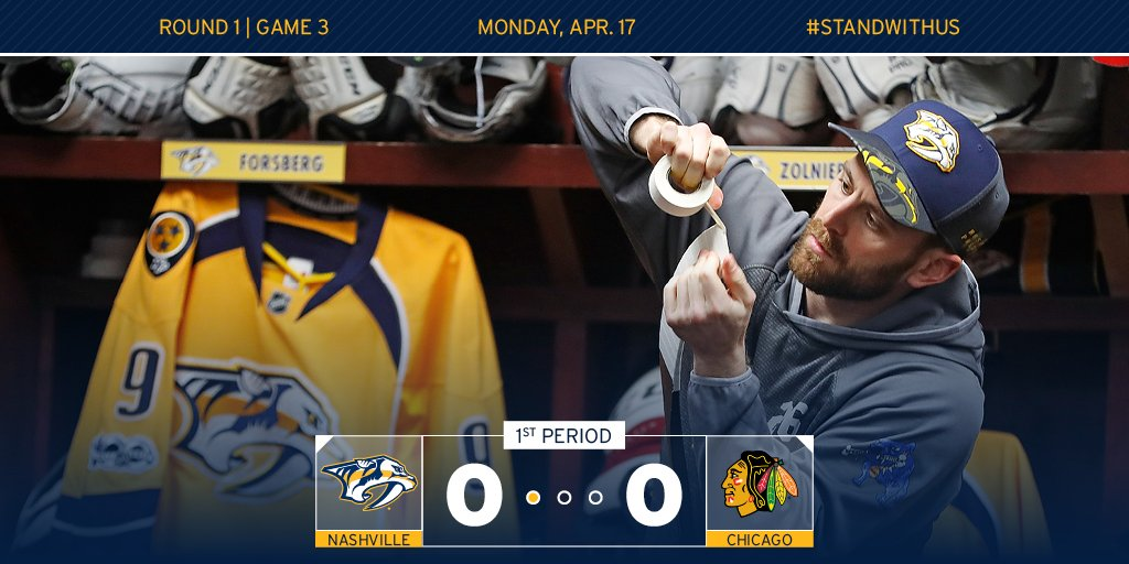 0-0 at the end of 20. #Preds lead SOG 17-8. #CHIvsNSH https://t.co/FW9...