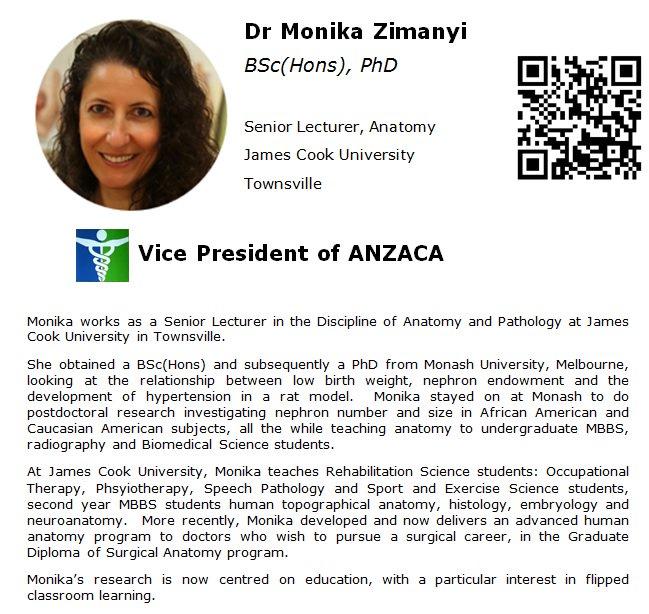 Australian & NZ Association of Clinical Anatomists on Twitter ...