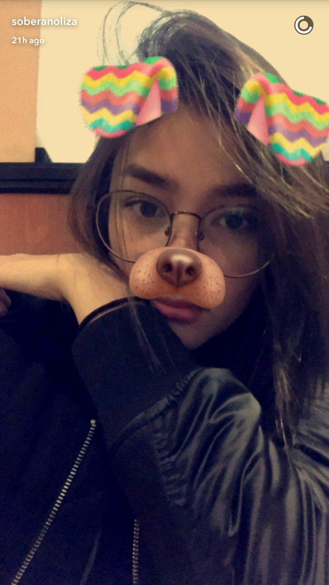 Liza snapchat
