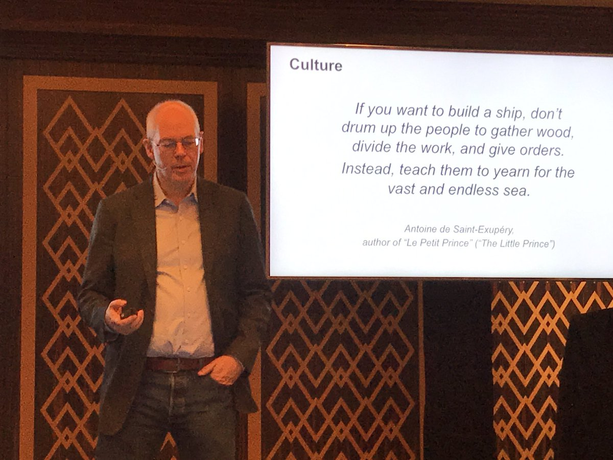 Here's @adrianco sharing a slide about innovation culture. Love this. #AWSSummitKL @awscloud #AWSSummit https://t.co/060MAmEFel