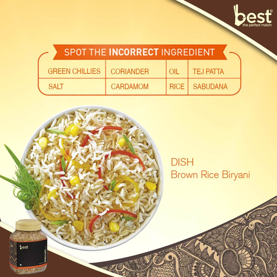 What Food Group Is Brown Rice In | Food