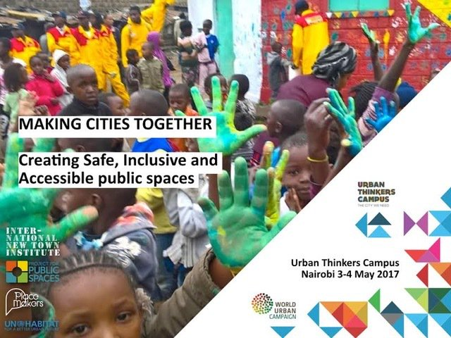 Implementing the #NewUrbanAgenda through #Placemaking: Nairobi #MakingCitiesTogether Conference https://t.co/iCVo3AsYP3 #UrbanThinkers https://t.co/EJIBG30PXk