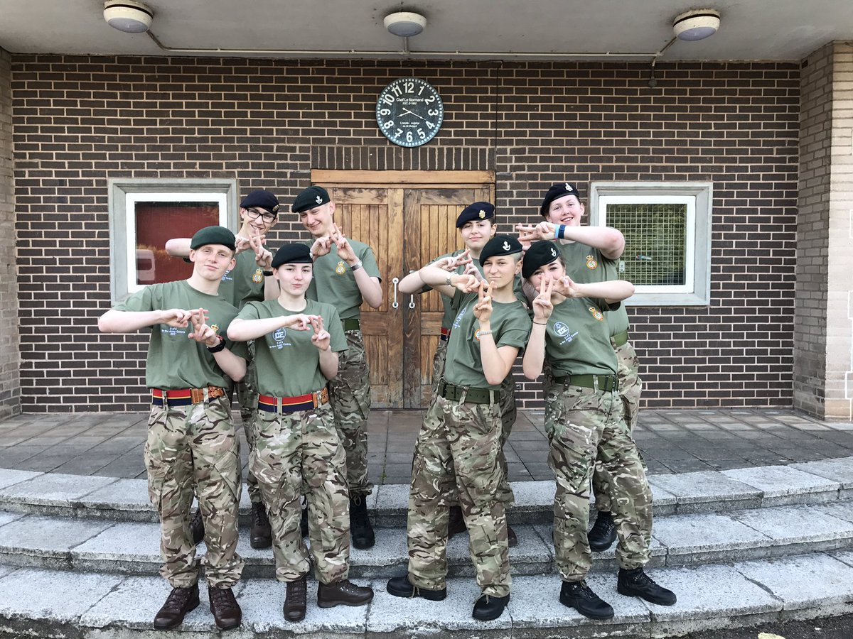 Army Cadets DofE on Twitter: