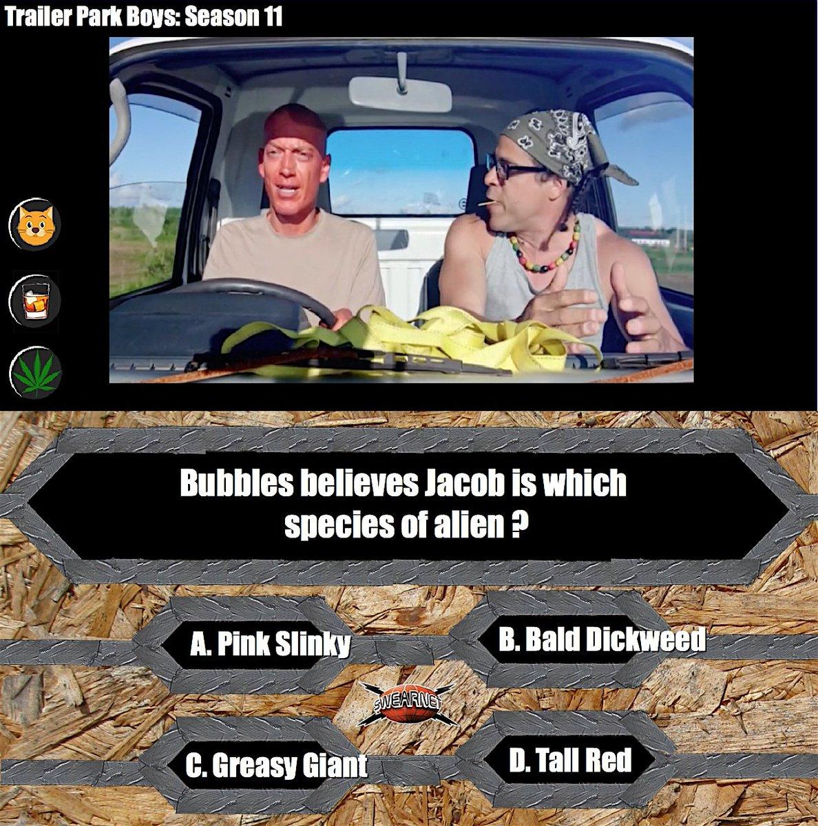 Trailer park boys trivia