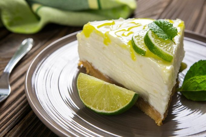 Best Ever Philips Airfryer Key Lime Cheesecake