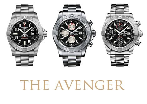 . @Breitling Avenger's are all about reliability, powerful design and efficiency http://ow.ly/3ZBC30aWawS  #LaingsGlasgow #BreitlingAvenger pic.twitter.com/AZyWPZYr85