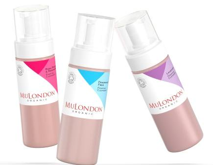 Organic skin care brand MuLondon reveals new brand identity