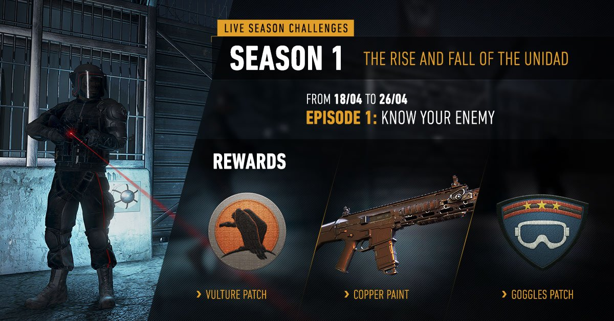 ghost recon wildlands tier one rewards