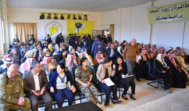 """YPG created """"Raqqa civil council to rule city after ISIS"""