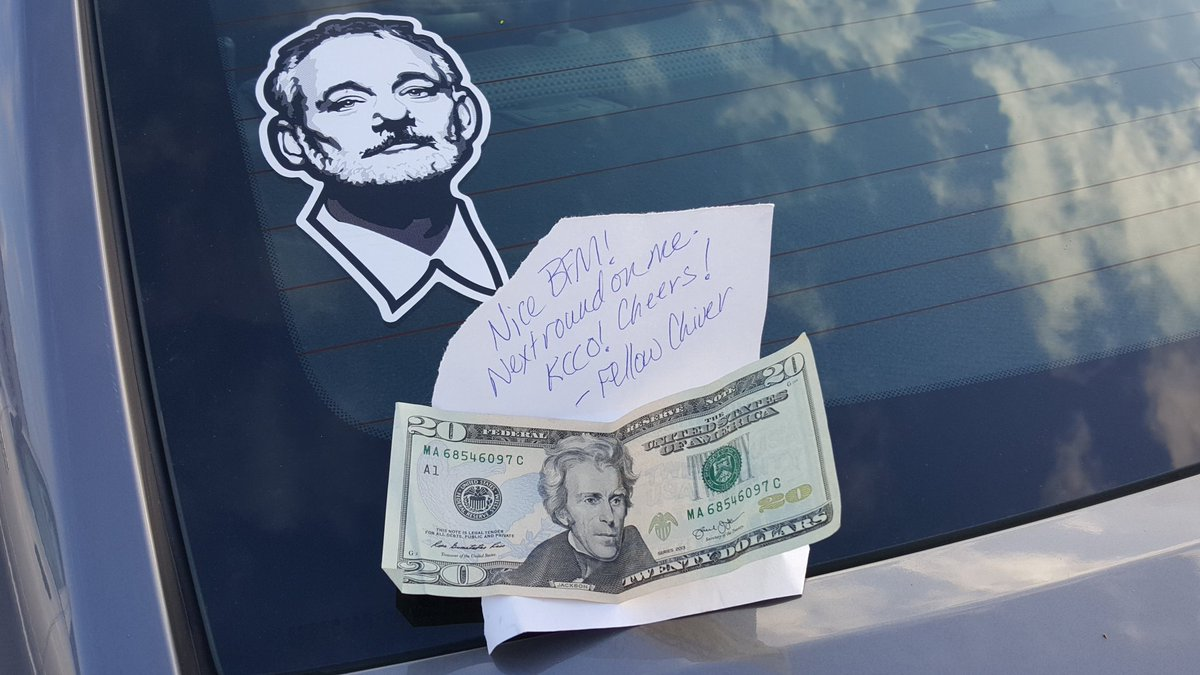Thanks for the #RAK Random #Chiver #KCCO #RAK&#39;D @theCHIVE . Made my Morning ! @ChiveNation #TuesdayMotivation #BFM <br>http://pic.twitter.com/XitftzEKzN